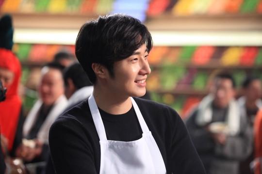 """2015 4 8 Jung Il-woo at China's Jiangsu Satellite TV """"Star Chef"""" 5.jpg"""