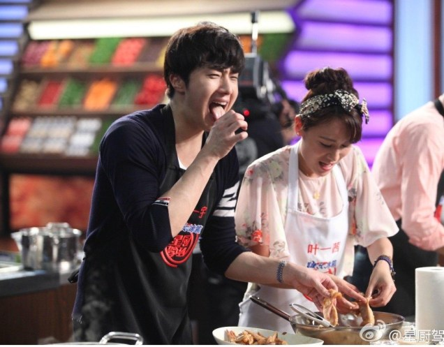 2015 4 Jung Il-woo in Star Chef Episode 1 330