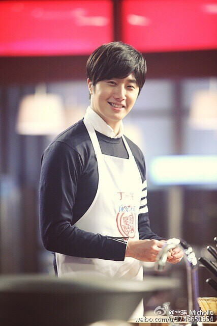 2015 4 Jung Il-woo in Star Chef Episode 1 5
