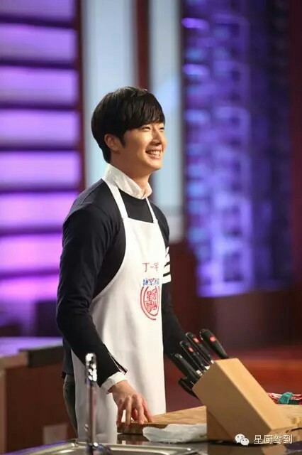 2015 4 Jung Il-woo in Star Chef Episode 1 8