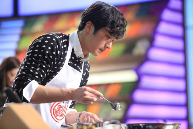 2015 4 Jung Il-woo in Star Chef Episode 4 5