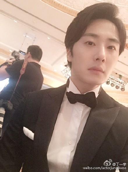 2015 6 5 Jung Il-woo for Noblesse BTS10
