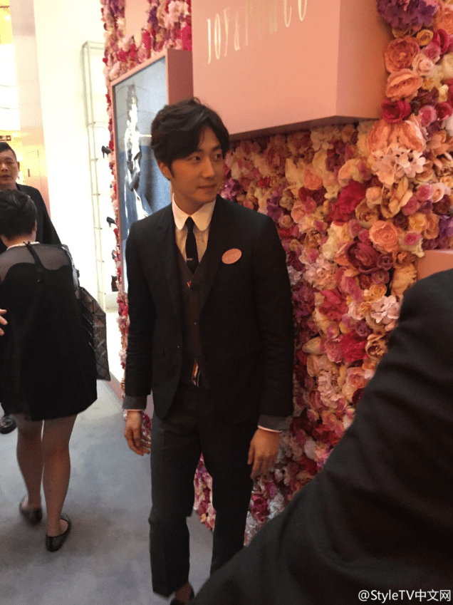 2015 09 16 Jung Il-woo attends the 20th Anniversary of Joy and Peace in Shanghai, China. 11
