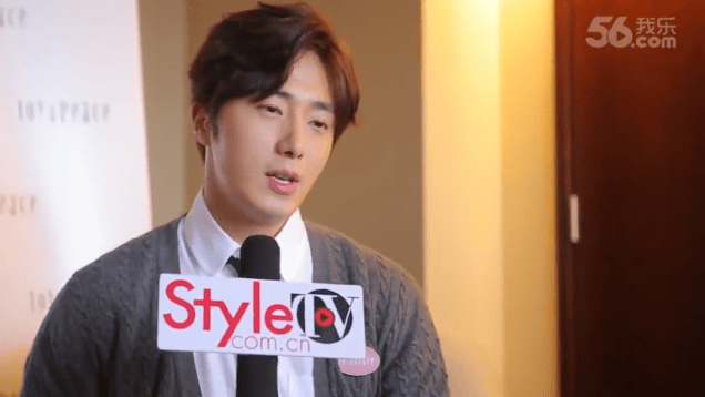 2015 09 16 Jung Il-woo attends the 20th Anniversary of Joy and Peace in Shanghai, China. 24