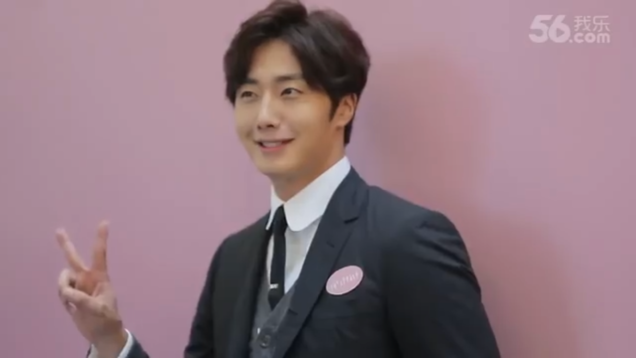 2015 09 16 Jung Il-woo attends the 20th Anniversary of Joy and Peace in Shanghai, China. 35
