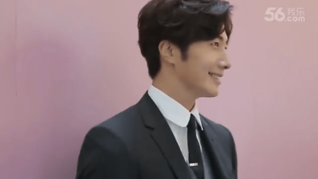 2015 09 16 Jung Il-woo attends the 20th Anniversary of Joy and Peace in Shanghai, China. 36
