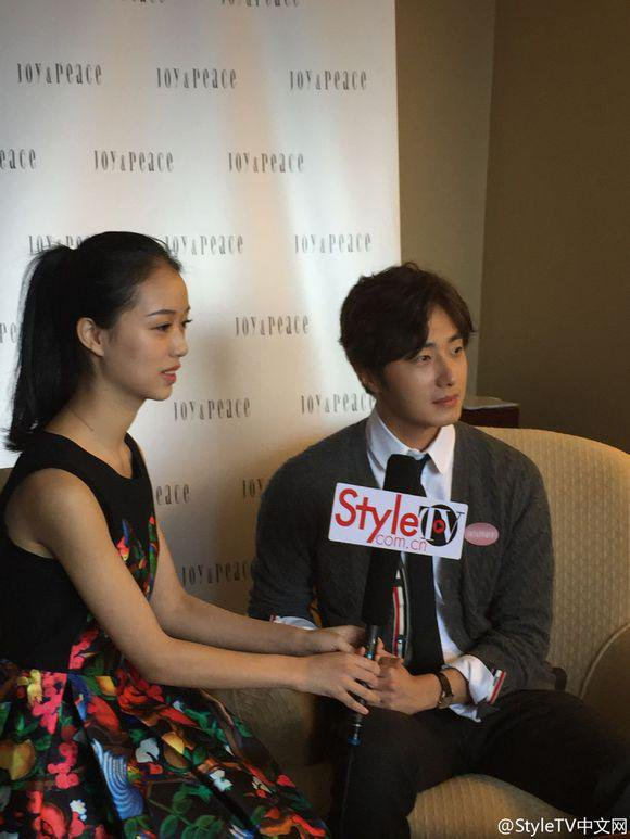 2015 09 16 Jung Il-woo attends the 20th Anniversary of Joy and Peace in Shanghai, China. 59
