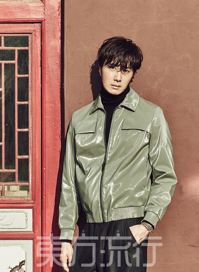 2015 11 Jung Il-woo for Eastern Trends, a Chinese Magazine. 14