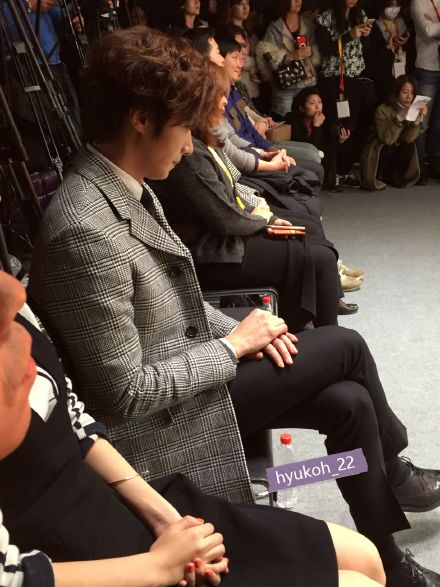 2015 12 4 Jung Il-woo in the High End Crush Press Conference Cr. SOHU TV and as posted. 9