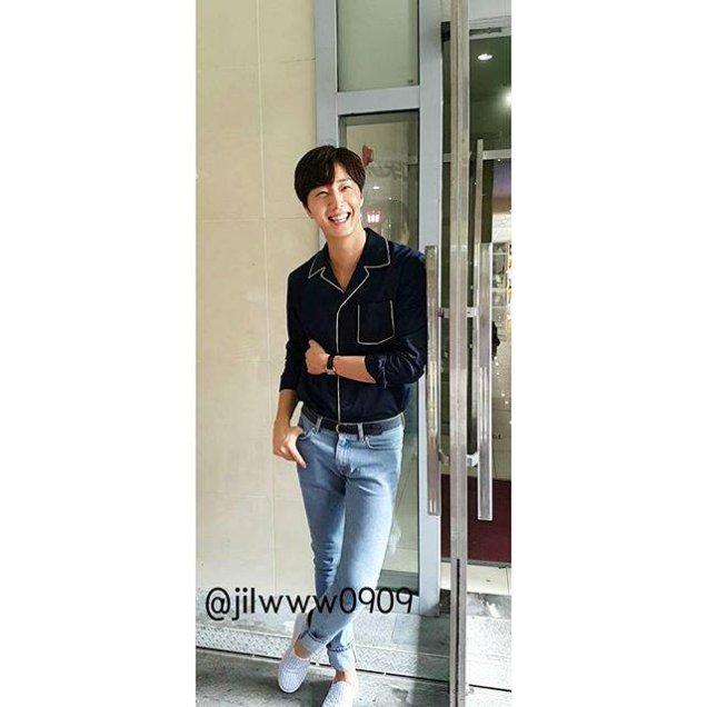 2015 Jung Il-woo in High End Crush BTS Cr. SOHU TV108