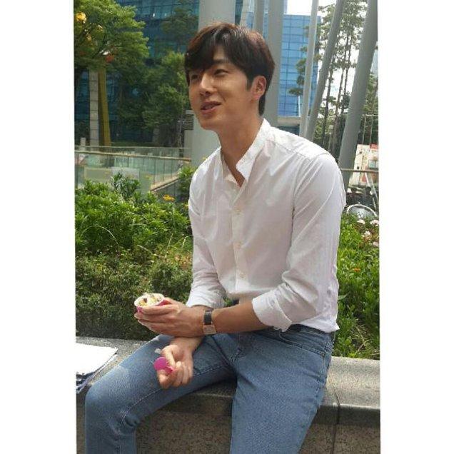 2015 Jung Il-woo in High End Crush BTS Cr. SOHU TV116