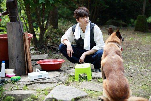 2015 Jung Il-woo in High End Crush BTS Cr. SOHU TV29