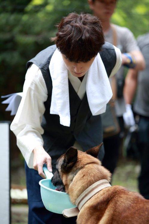 2015 Jung Il-woo in High End Crush BTS Cr. SOHU TV31