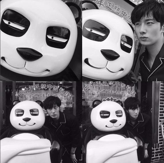 2015 Jung Il-woo in High End Crush BTS Cr. SOHU TV91
