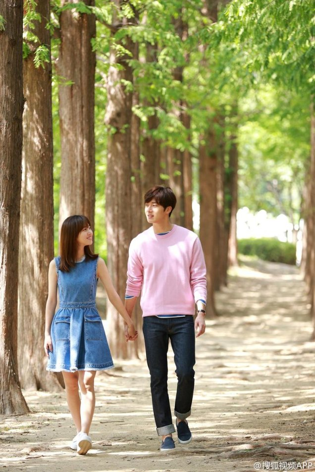 2015 Jung Il-woo in High End Crush BTS LAst Day of Shooting Nov 1 Cr. SOHU TV11