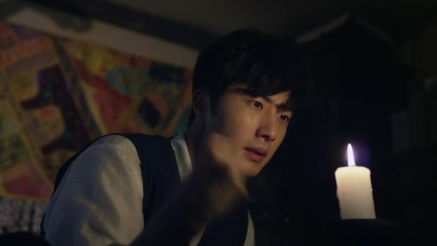 2015 Jung Il-woo in High End Crush Episodes 3 & 4 Cr. SOHU TV 7