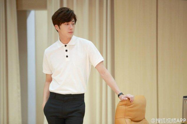 2015 Jung Il-woo in High End Crush LF Cr. SOHU TV3