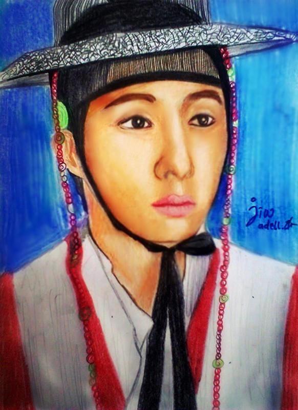 Jung Il-woo as Yang Myeong-Gun by ADLLVIP.jpg