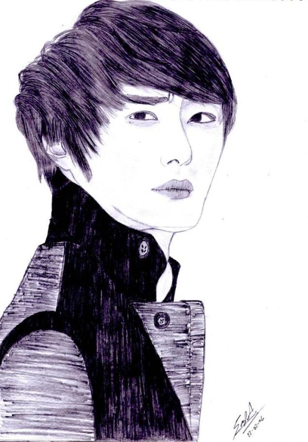 portrait_by_smidacda_Jung Il woo