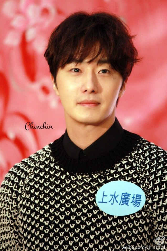 2016 1 23 jung il-woo in hong kong fan meeting extras talking2