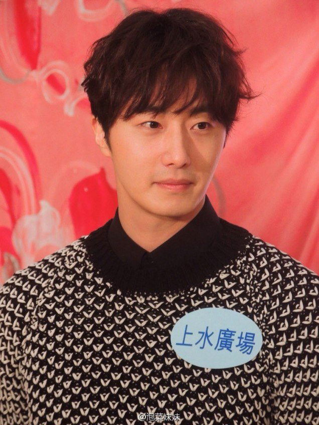 2016 1 23 jung il-woo in hong kong fan meeting extras talking4