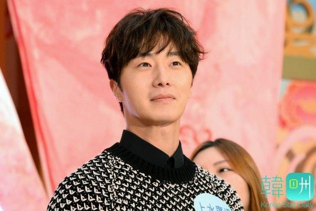 2016 1 23 jung il-woo in hong kong fan meeting extras talking9