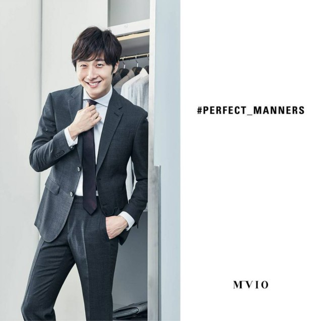 2016 2 2 jung il-woo for mvio. perfect manners. 16