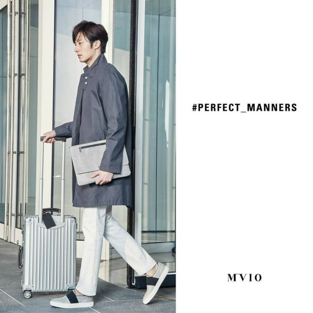 2016 2 2 jung il-woo for mvio. perfect manners. 5