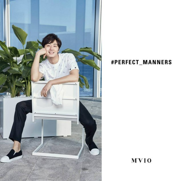 2016 2 2 jung il-woo for mvio. perfect manners. 6