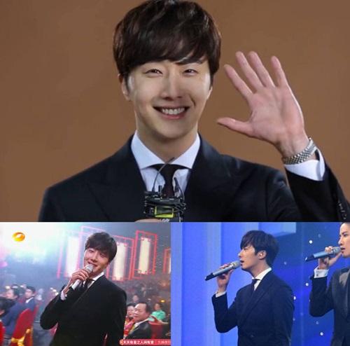 2016 2 8 jung il-woo hunan tv spring gala. cr. hunan tv. 10