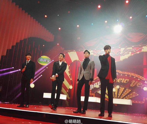 2016 2 8 jung il-woo hunan tv spring gala. cr. hunan tv. 7