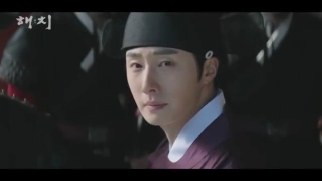 2019 1 10 haechi : hatch trailer scree captures by fan 13. credit sbs 15