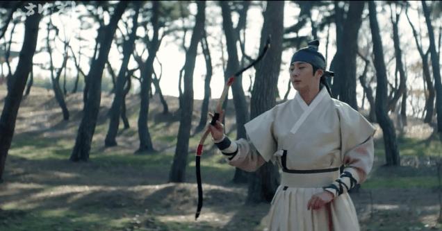 2019 1 21 jung il-woo in haechi third trailer. cr. sbs screen aptures: fan 13 14