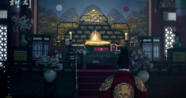 2019 1 21 jung il-woo in haechi third trailer. cr. sbs screen aptures: fan 13 15
