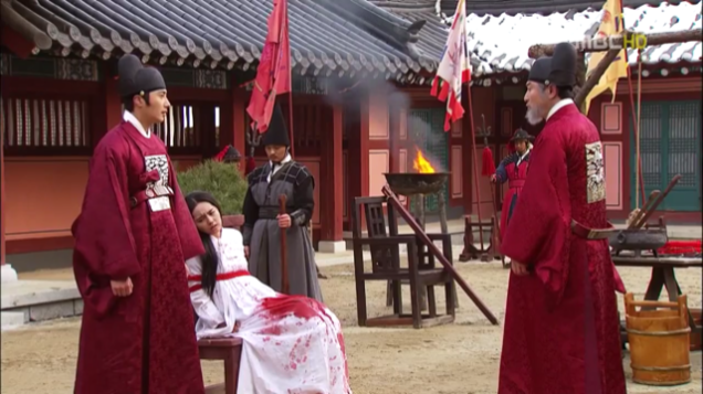 2012 2 Jung II-woo in The Moon that Embraces the Sun Episode 13 00013