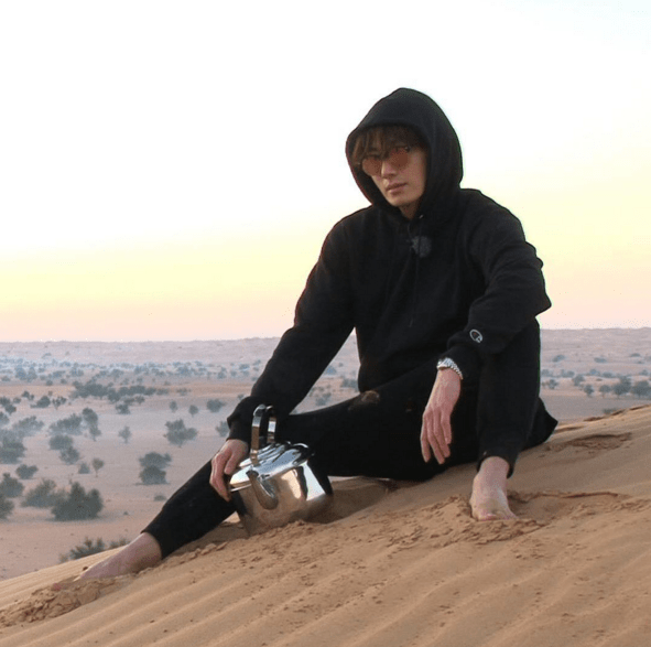 2016 3 13 Jung Il-woo in running Man Episode 290. (Dubai Part II) Cr. SBS and others 17