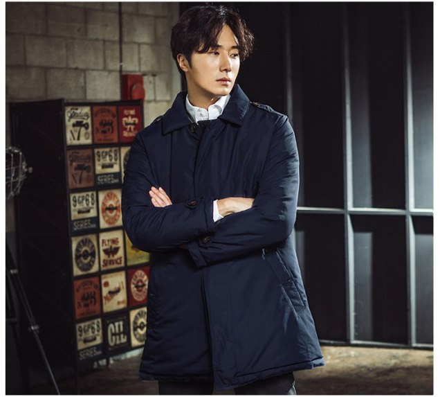 2016 3 Jung Il-woo for Chariot. 6