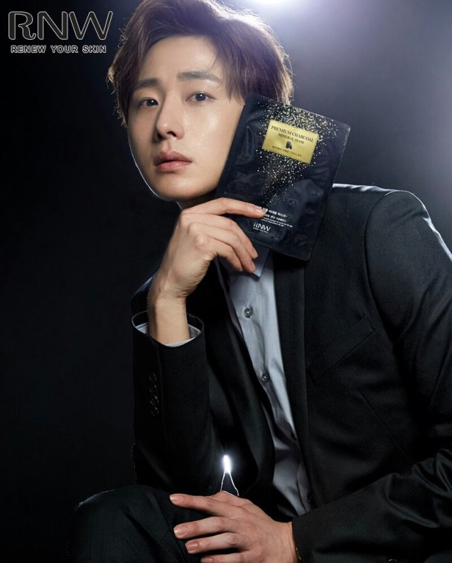 2016 4 8 Jung Il-woo for RNW Cosmetics. Cr. Damiin.20