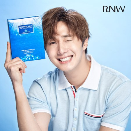 2016 4 8 Jung Il-woo for RNW Cosmetics. Cr. Damiin.8