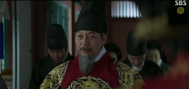 2019 2 11 Haechi Episode 1 Screen Cap. King Sukjong