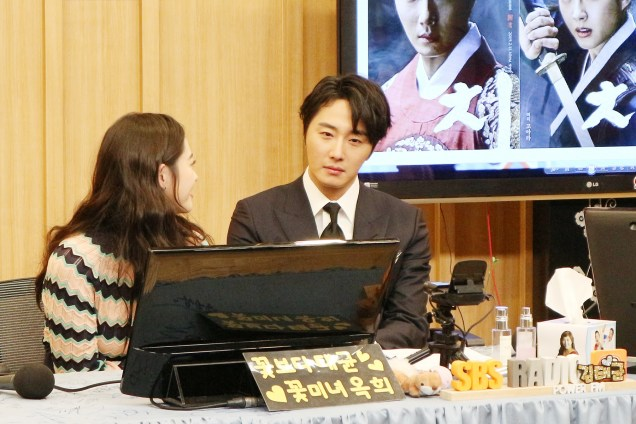 2019 2 11 Jung Il-woo at the SBS Radio Cultural Show 5