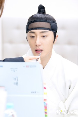 2019 2 11 Jung Il-woo BTS Haechi Episode 1. Cr. SBS, Dispatch. 17