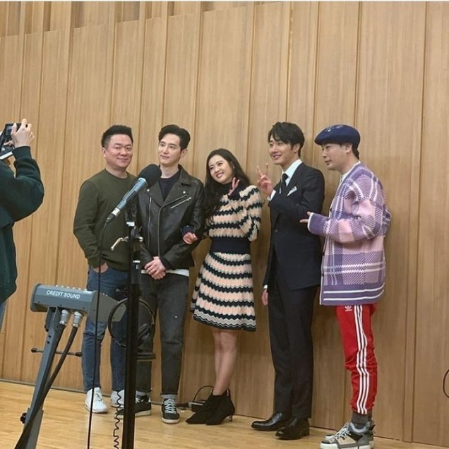2019 2 11 Jung Il-woo for SBS Radio's Cultural Show Cr. shk19  1