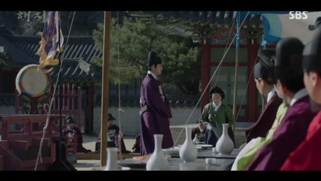 2019 2 11 Jung Il-woo in Haechi Episode 1. Cr. SBS 23