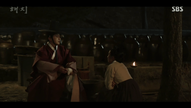 2019 2 11 Jung Il-woo in Haechi Episode 1. Cr. SBS 36
