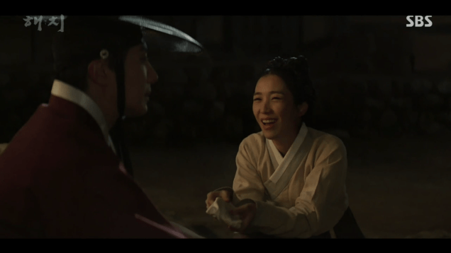 2019 2 11 Jung Il-woo in Haechi Episode 1. Cr. SBS 39