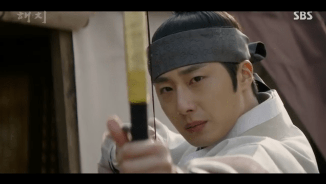 2019 2 11 Jung Il-woo in Haechi Episode 2 (3) 2