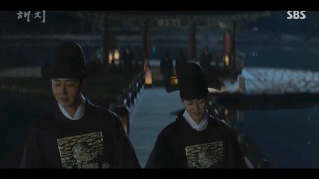 2019 2 11 Jung Il-woo in Haechi Episode 2 (3-4) 33
