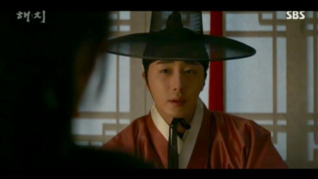 2019 2 11 Jung Il-woo in Haechi Episode 2 (3-4) 39