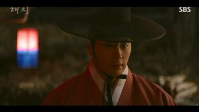 2019 2 11 Jung Il-woo in Haechi Episode 2 (3-4) 44